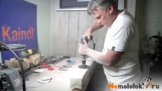 Как сделать качественную шлифовку дерева под отделку?
