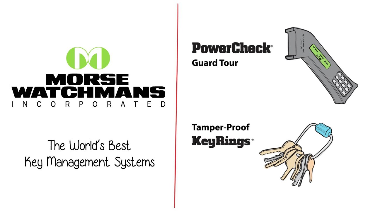Morse Watchmans – Key Control Software and Key Management
