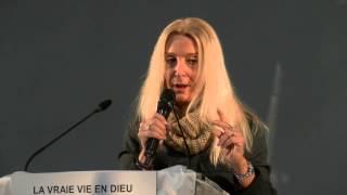 Conférence de Vassula Ryden à Saumur le 17 février 2015