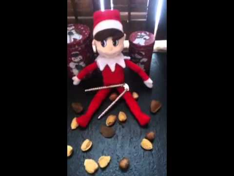 Elf On The Shelf Plush Youtube