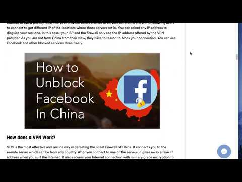 How to Unblock Facebook in China 2019 - YooCare How-to