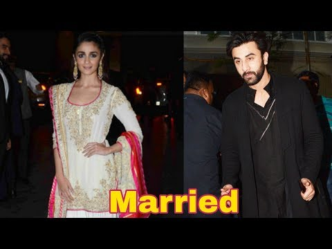 Confirmed : Alia Bhatt and Ranbir Kapoor's royal grand wedding in Dubai !