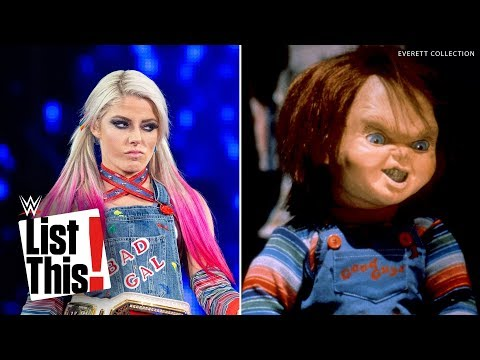 Alexa Bliss' 7 Coolest Cosplays: WWE List This!