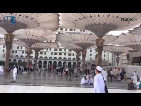 Suasana Sore Hari, Masjid Nabawi.