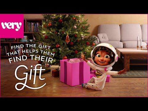 Find the gift that helps them find their Gift at Very.co.uk