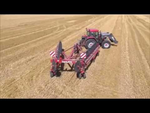 Amazing Future Agriculture Equipment Mega Machines: Tractor Transformer, Mower, Tedder, Hay Rake