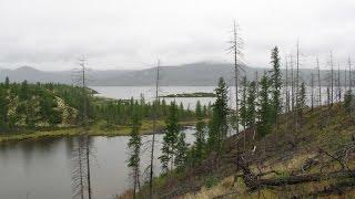 """фильм """"Путешествие на Полюс Холода"""".  Похождения по Якутии, Оймяконью и тайны озера Лабынкыр"""