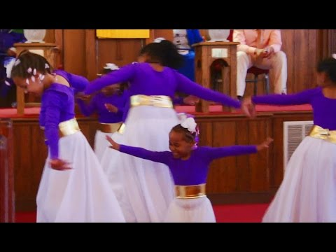 My God Is Awesome Praise Dance-Charles Jenkins