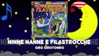 Giro Girotondo - NINNE NANNE E FILASTROCCHE