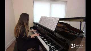 Miah Phelan Sweeney plays 'Piano Sonata in G major, K. 283'' by Mozart