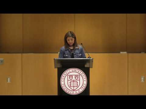 Cornell English MFA Graduation Reading - May 13, 2017