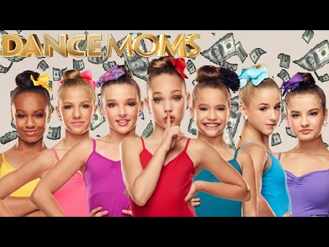 the Top 8 Richest girls on Dance Moms!
