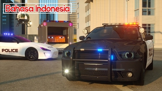 Video Mobil Polisi Sersan Cooper ( bahasa indonesia ) - Real City Heroes (RCH) - Videos For Children download MP3, 3GP, MP4, WEBM, AVI, FLV Agustus 2018