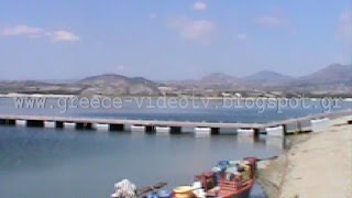 Kozani Lake Polifitou fishing platform Κοζάνη Δυτική Μακεδονία Λίμνη Πολυφύτου εξέδρα ψαρέματος(http://www.greece-videotv.blogspot.gr Video from Greece ~ Quiz games ~ Bouzouki lessons ~ Keyboard lessons ~ Piano lessons - Βίντεο από την Ελλάδα ..., 2014-11-22T09:54:43.000Z)
