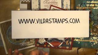 Vilda Stamps Design Team Call For American Paper Crafters