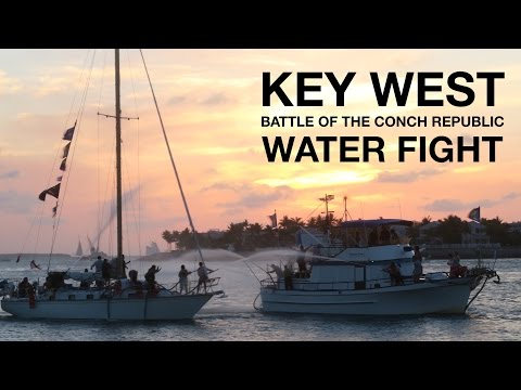 Battle of the Conch Republic | Key West, FL