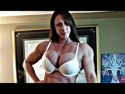Huge Brazilian Female Bodybuilder with 20 inch giant ripped biceps from YouTube · Duration:  2 minutes 48 seconds