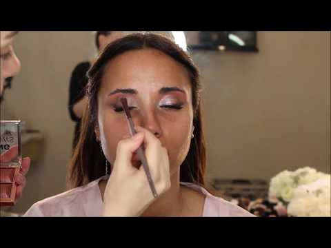 Monica wedding Makeup Tutorial