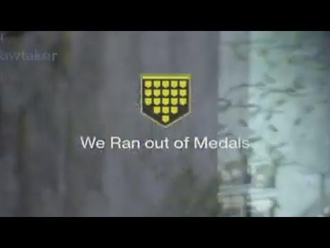 "Destiny The Taken King: LA RACHA DE BAJAS MAS ALTA ""We Ran Out of Medals"""