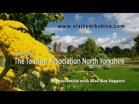 Visit Yorkshire | Where on Earth is North Yorkshire?