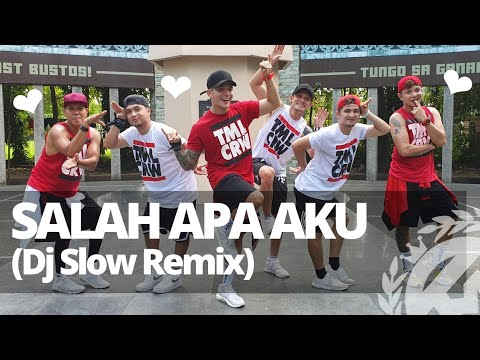 Download SALAH APA AKU Dj Slow Remix 2019 Versi Gagak | Dance Fitness | TML Crew Kramer Pastrana Mp4 baru