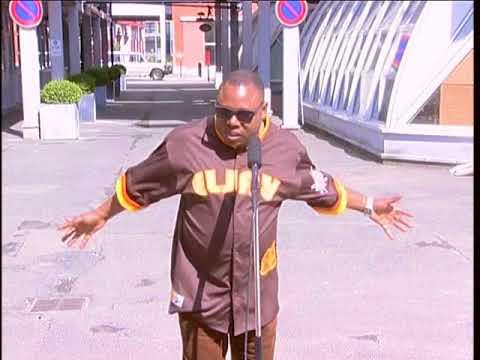 SOUVENIR DE PARIS: ZACLE MBANGA DANZE, WERRA CONTRE JB