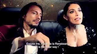 """Bob Sinclar feat. Raffaella Carrà """"Far l'Amore""""  - OFFICIAL VIDEO"""