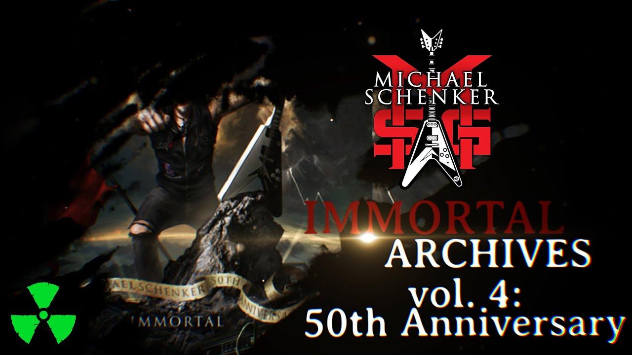 MICHAEL SCHENKER discusses 50 year anniversary