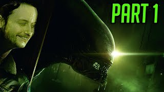 I Lost But Ripley Didn't - Gorgc Plays Alien Isolation Part 1