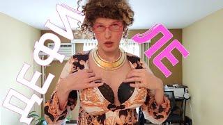 Женская коллекция Бабье лето Показ мод 2021