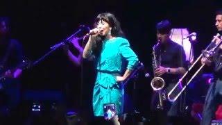 Mon Laferte Tu Falta de Querer  EN VIVO Chile mayo 2016 TeatroCariola