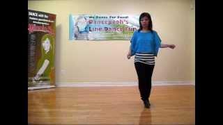 Sideway Shuffle - Line Dance (Danced & walk thru)