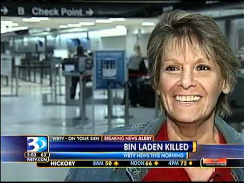 Charlotte reacts to news about Bin Laden death WBTV 3 News, Weather,  Sports, and Traffic for Charlotte, NC