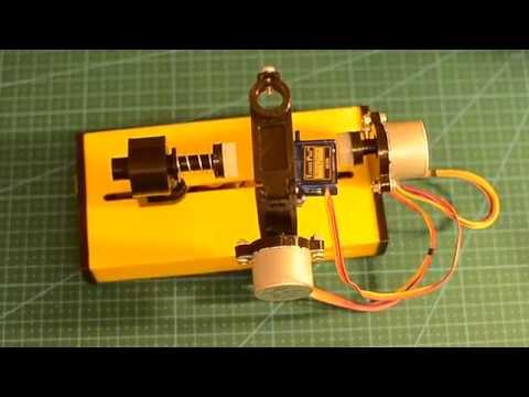 Assembly Instruction of Egg Painter Mini (EggBot/Egg Bot/Egg-bot mod)