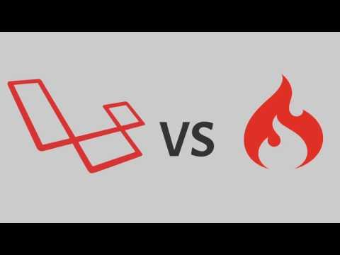 Laravel Vs Codeigniter - A Quick Comparison For You To Decide