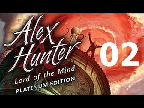 Let's Play Alex Hunter: Lord Of The Mind - Part 2 Walkthrough |