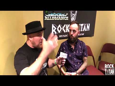 August Burns Red Dustin Davidson Interview...