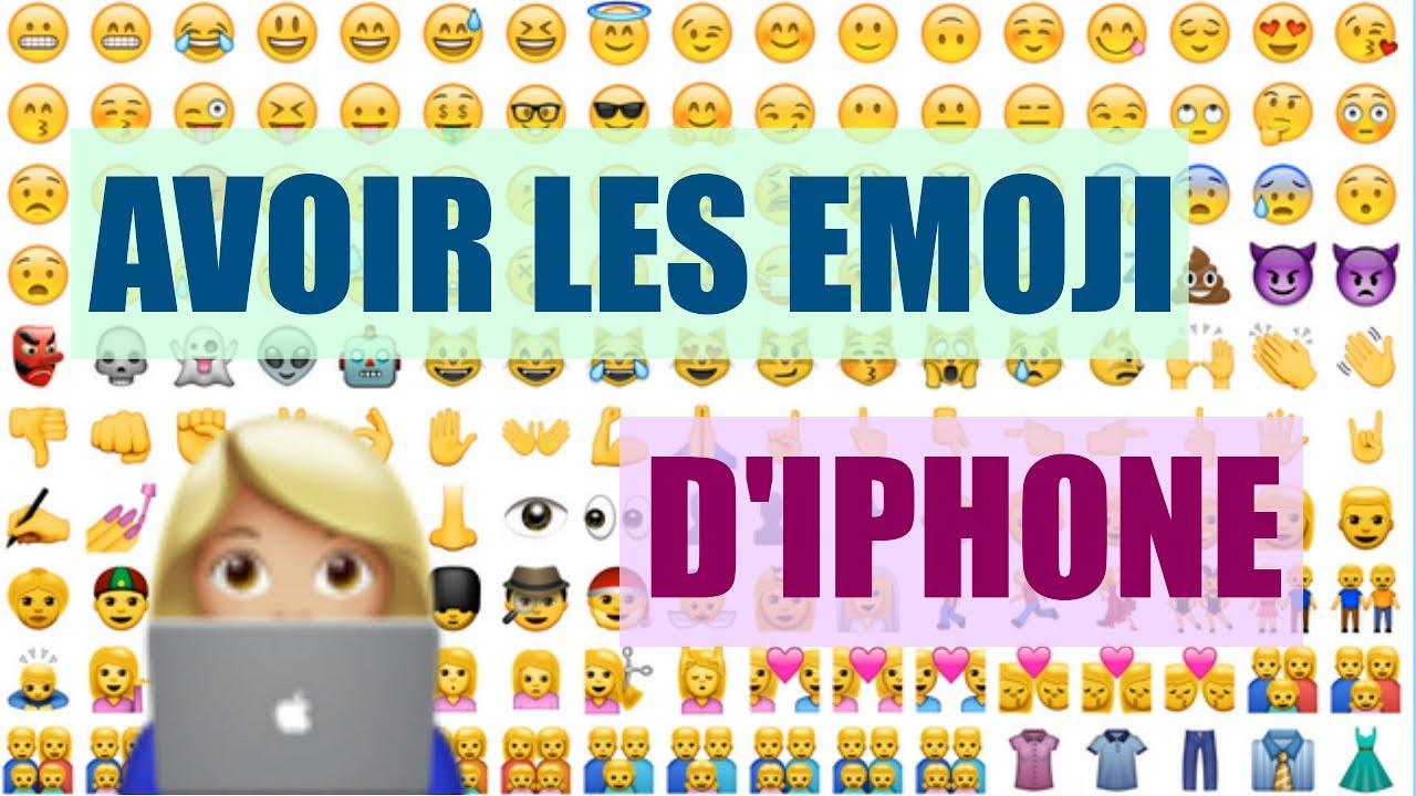 d iphone emoji comment avoir les emoji d iphone sur huawei et android sans root