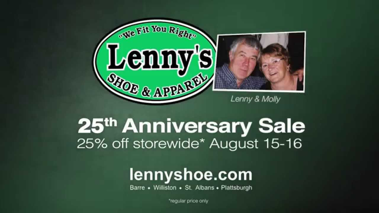 Lenny S Shoe And Apparel Sale