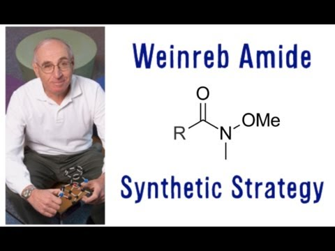 What IS the Weinreb Amide?