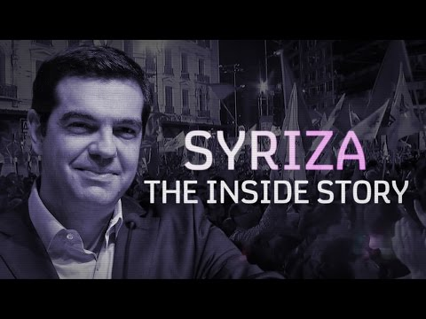 Syriza: inside story of Alexis Tsipras