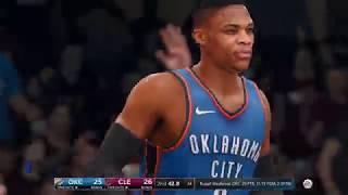 NBA Live 18: Westbrook (7 years mix)