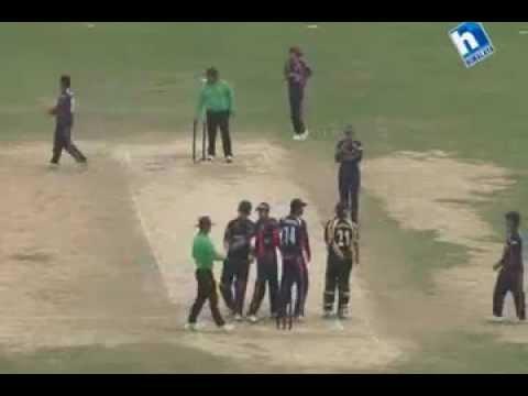 Nepal v Malaysia ACC T20 Cup_ TU Cricket Stadium