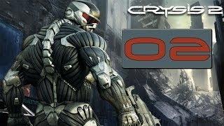 Vamos Jogar Crysis 2 detonado Missão 2: Imapcto Súbito - parte 2