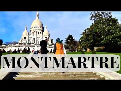 Paris Montmartre | Sacre Coeur and Cimetière de Montmartre