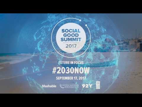 Swimming for Gold Despite the Disability - Social Good Summit 2017