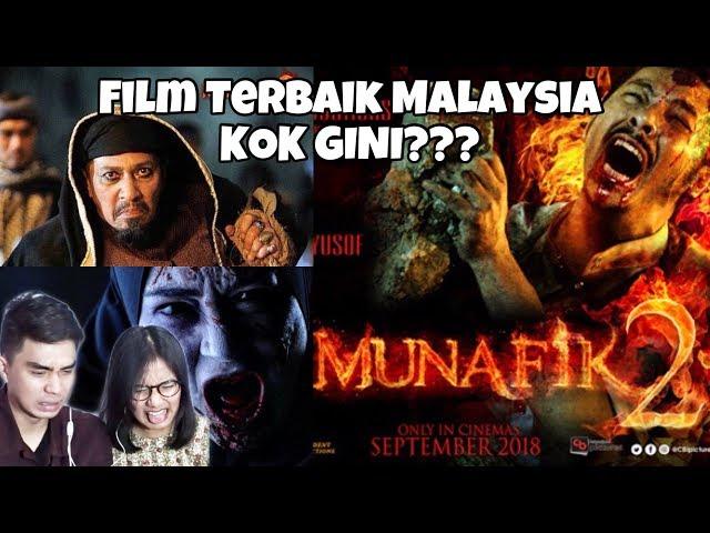 Munafik 2 Trailer Reaction & Review (BAHASA)   Arvhie & Jesi