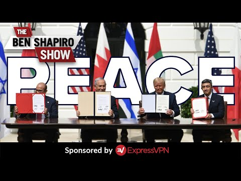Peace Is Breaking Out All Over | Ep. 1096