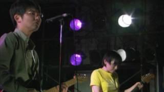 "NUMBER GIRL LIVE 京都大学西部講堂 2002.11.22 Part 13 ""トランポリン..."
