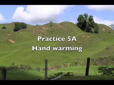 Hand warming
